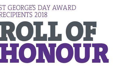 2018 Roll of Honour – Nottinghamshire Recipients