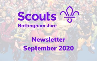 September 2020 Newsletter