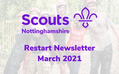 March 2021 Restart Special Newsletter