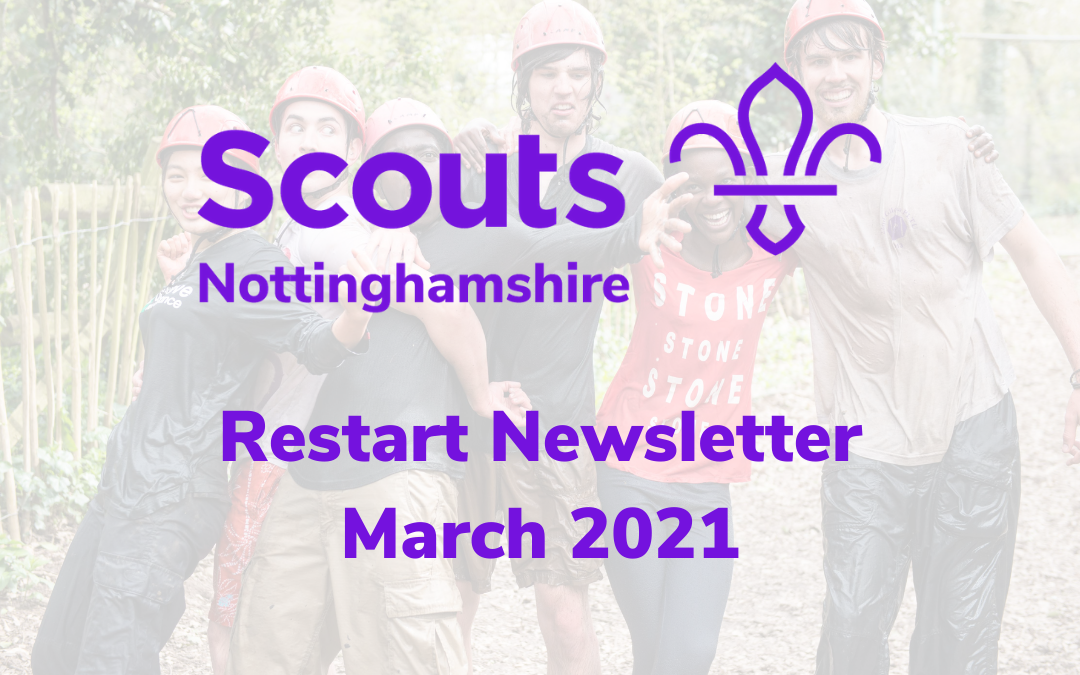 March 2021 Restart Special Newsletter